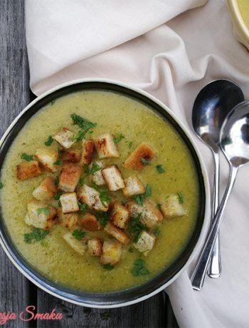 Najlepsza kremowa zupa brokułowa